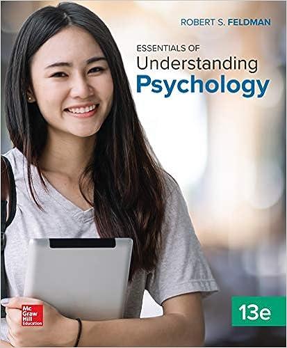 Essentials of Understanding Psychology, 13th Edition - Original PDF