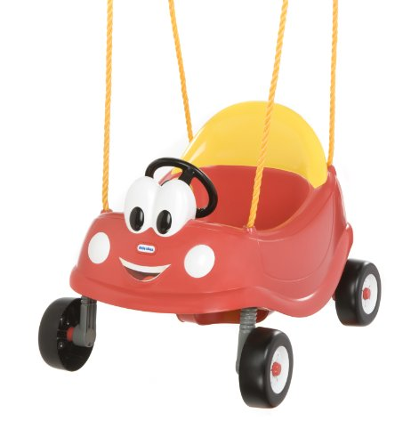 Little Tikes Cozy Coupe First Swing - Outside Baby Swing