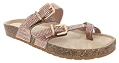 The Sugar Xporter is the perfect sandal for the beach or out for a sunny lunch!