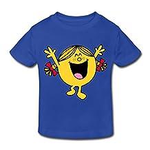 Kids Toddler Little Miss Sunshine Little Boys Girls T Shirt RoyalBlue Size 4 Toddler