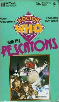 Dr  Who And The Pescatons