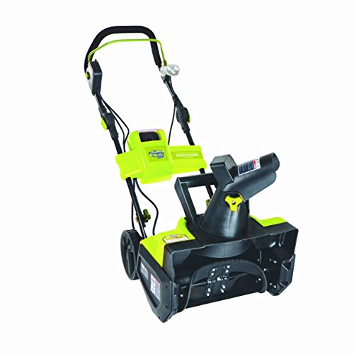 Snow Joe iON 40-Volt Cordless 18 in. Single Stage Brushle...