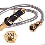 TOUCH-RICH 304 Stainless Steel Garden