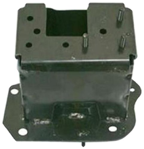 Multiple Manufacturers Partslink Number NI1066136 OE Replacement Nissan Datsun//Murano Front Bumper Bracket