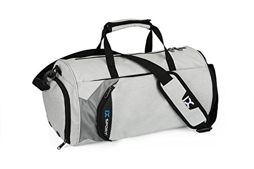 Gym Bag Two Shoe Compartments - 4