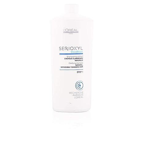 Loreal Serioxyl Clarifying Shampoo Natural Thinning Hair 1000ml