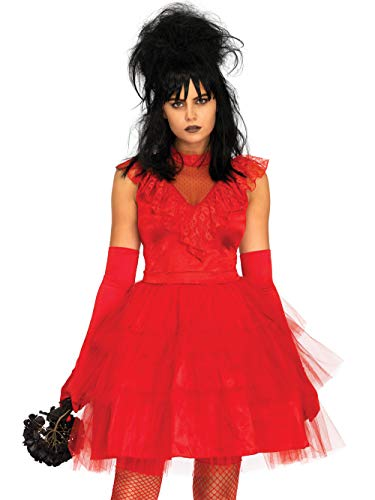 Beetle Halloween Costumes (Leg Avenue Women's Costume, Red,)