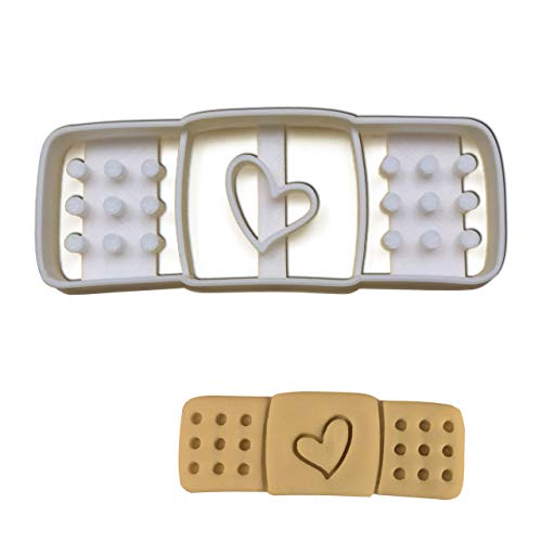 Bandage Cookie cutter 1 pc Ideal for Medical Health Care themed party