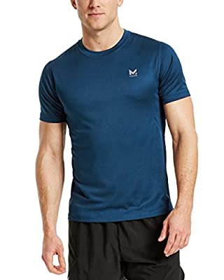 Mission Men's VaporActive Alpha Short Sleeve T-Shirt