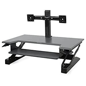 Ergotron WorkFit Dual Monitor Kit (97-904)