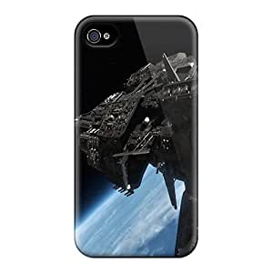 Defender Case For Iphone 4/4s, Aurora Pattern