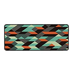 We Will Provide You With The Maximum Comfort Using Experience, This Mouse Pad Adopt High Elasticity Natural Rubber Material.The Smooth Surface Allows More Accurate Mouse Movement, Optimized for Fast Movement While Maintaining Excellent Speed ...