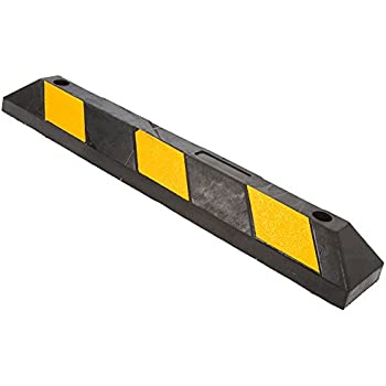 Guardian 36 Heavy Duty Rubber Parking Curb