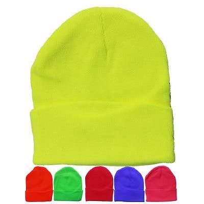 CHEFSKIN Personalized Embroidery Custom Beanie Hat Knitted Children Toddler Kids 3-4 Day delivery from TX USA: Toys & Games