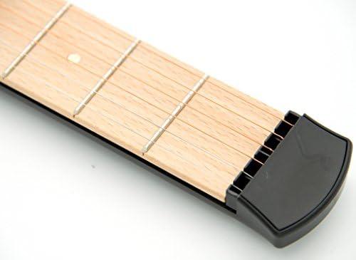 Guitarra acústica portátil de bolsillo, práctica herramienta para ...