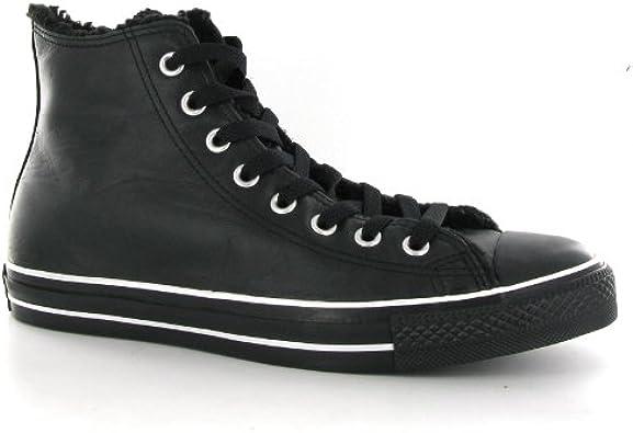 Converse All Star Hi Fur Lined Black