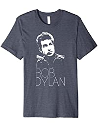 Bob Dylan Stacked Photo Tee Officially Licensed