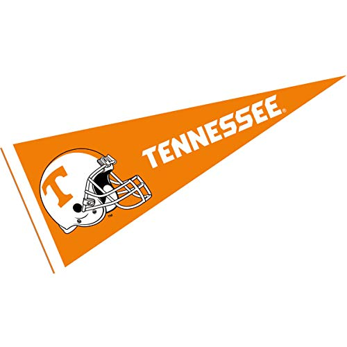 College Flags and Banners Co. Tennessee Volunteers Football Helmet Pennant