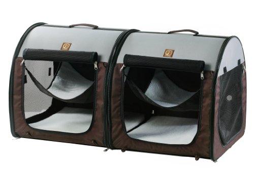 PetSafe Solvit Mr. Herzher s Smart Ramp, Telescopes from 41.5 in. – 70 in, Portable Lightweight Dog and Cat Ramp.