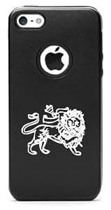 iPHONE 6 PLUS LION OF JUDAH RASTAFARI Aluminum and Silicone Protective Case
