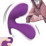 Vibrador Panties Vibrador Comfortable Remote Control Privacy Vibrador Privacy Blockage Funny Six Toy for Women