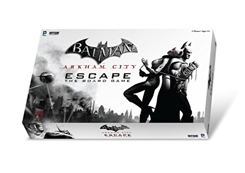 Batman Arkham City Escape Board Game -