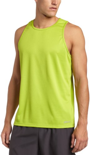 ASICS Men's Core Singlet, Macaw, X-Large