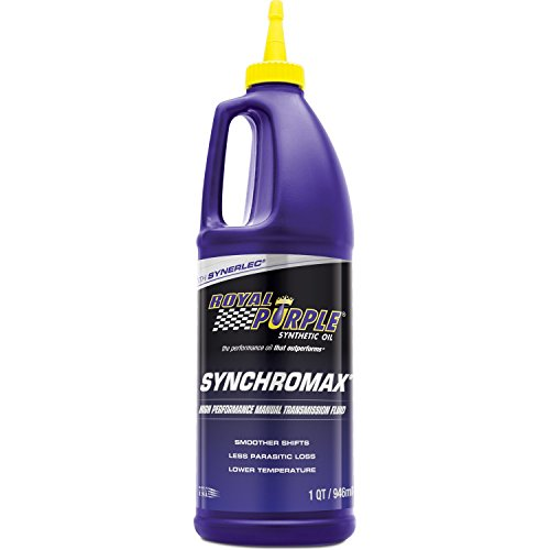 Royal Purple Transmission Fluid (Royal Purple ROY01512 Synchromax synthetic CHROMAX, 1 quart)