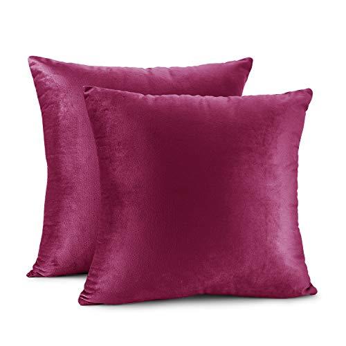 Nestl Bedding Solid Microfiber Velvet 16