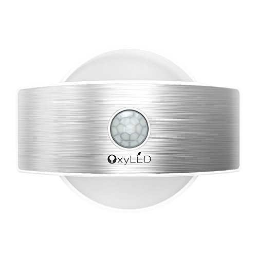OxyLED Rechargeable Security Kitchen Bathroom