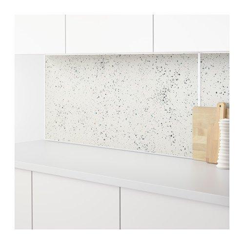 Ikea lysekil Wandpaneel doble cara; Nubes/Puntos; (120 x 55 ...