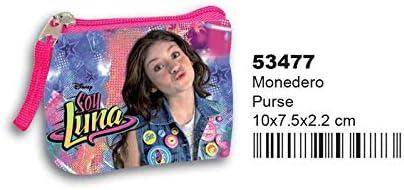 Soy Luna Unique Monedero Tiempo Libre y Sportwear Infantil, Juventud Unisex, Multicolor (Multicolor), Talla Única: Amazon.es: Deportes y aire libre