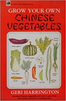 Book Grow Your Own Chinese Vegetables