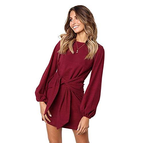 60 Aus Avacoo Damen Kleider Weste Kleid Armellos Casual