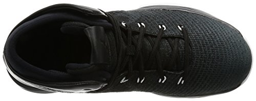 Nike 845037-001, Scarpe da Basket Uomo Black/Anthracite-white