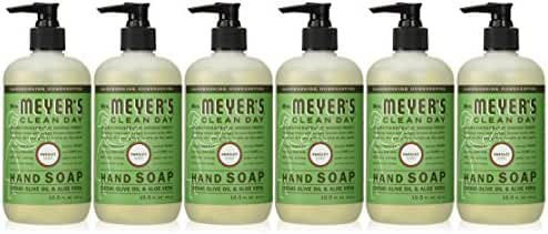 Mrs Meyers Clean Day Liquid, Parsley 12.5 oz (Pack Of 6)
