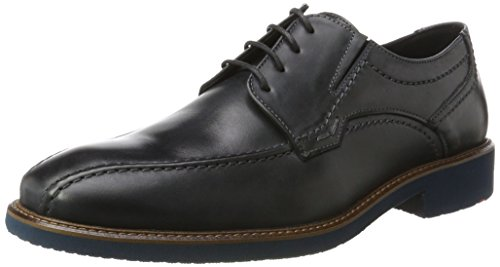 Lloyd Men Ken Extra Wide Derbys Black (nero)