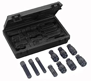 OTC 4742 10-Piece Flywheel Puller Set for Motorcycle and ATV