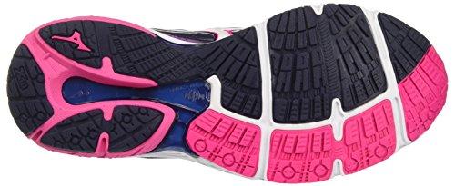 De Prodigy Pour Multicolore Course Femme Mizuno Wos Chaussures Pinkglo White Wave peacoat qYIg5Uw