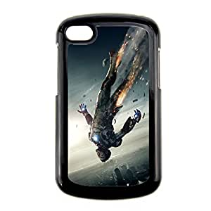Generic Tpu Love Back Phone Covers For Kids Print With Iron Man 1 For Blackberry Q10 Choose Design 7