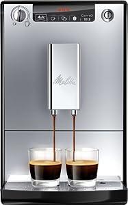 Melitta E 950-103 Kaffeevollautomat Caffeo Solo mit Vorbrühfunktion,...