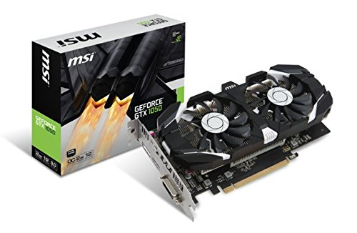5 opinioni per MSI GeForce GTX 1050 2GT OC- graphics cards (NVIDIA, GeForce GTX 1050, 7680 x