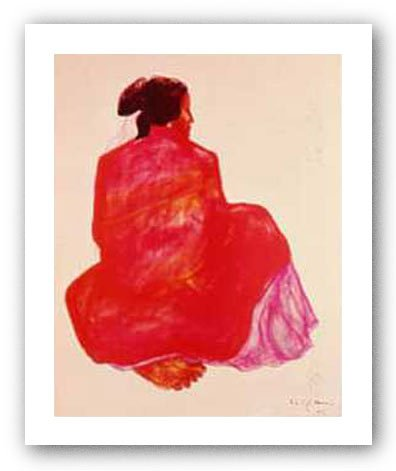 Angelina II by R.C. Gorman - 24 x 18 inches - Fine, used for sale  Delivered anywhere in USA