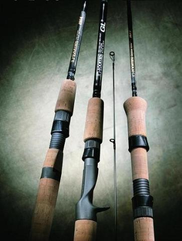 G loomis Classic Spin Jig Fishing Rod SJR843 Gl3