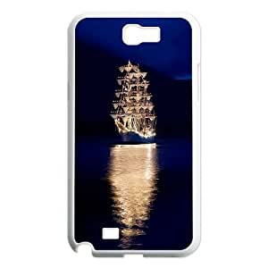 Best Quality [LILYALEX PHONE CASE] Tall ship & Sailing Vessel FOR Ipod Touch 5 CASE-1