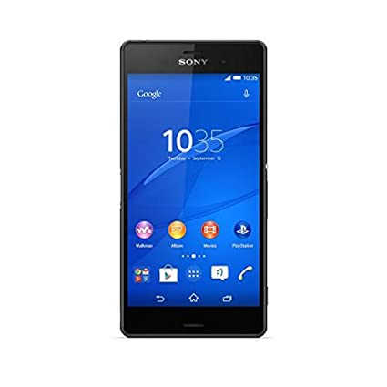 Amazon.com: Sony Z3 LTE (D6603) – Unlocked, Negro