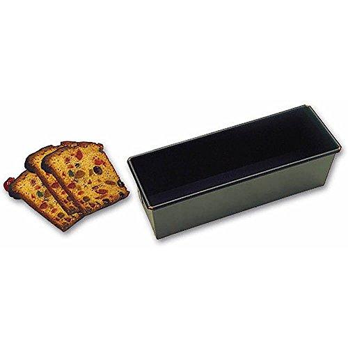 Matfer Bourgeat Steel Exopan Non-stick Bread Loaf Pan, 5.5