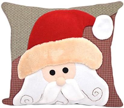 Papá Noel almohada Kit de costura patchwork quilt Kit Kit de ...