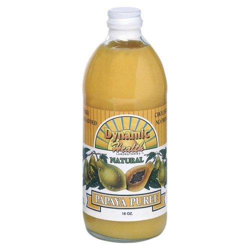 Dynamic Health Natural Papaya Puree product image