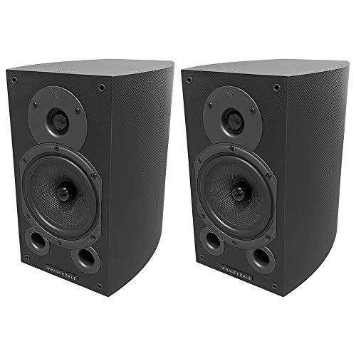 Wharfedale Diamond 9.1 Speakers Carbon Fibre (Pair)